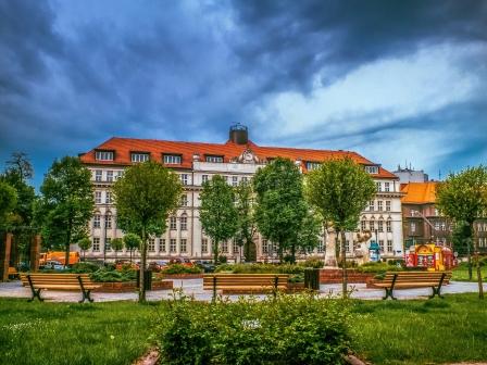 Gliwice w czołówce najbogatszych miast