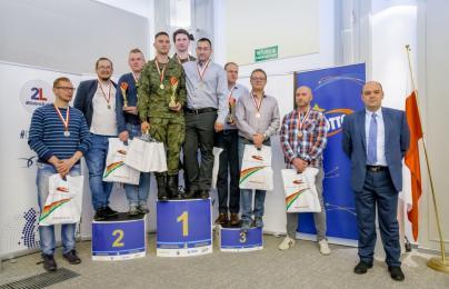 Nasi policjanci z brązem na mistrzostwach Polski w szachach