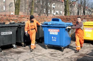 Radni za nowymi stawkami za wywóz śmieci
