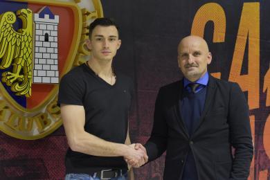 Nowym zawodnikiem Piasta Gliwice został Karol Dybowski