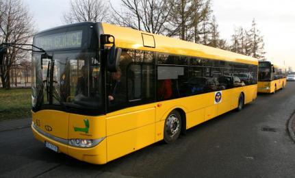 Na Kozielskiej autobusy jadą objazdem