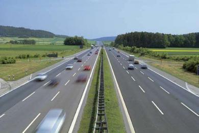 Wypadek śmiertelny na 299 km autostrady A4