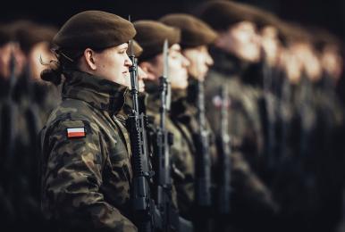 Ostatnia w tym roku przysięga w 13. Śląskiej Brygadzie Obrony Terytorialnej