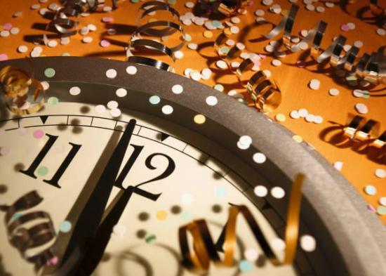 Szampańskiego Sylwestra i Szczęśliwego Nowego Roku!