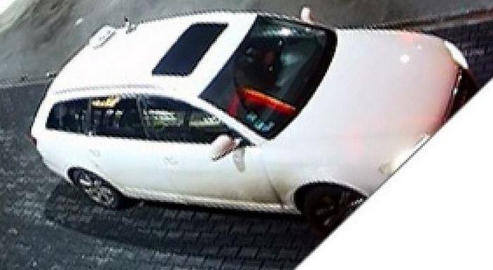 Poszukiwany świadek - kierowca białej taksówki