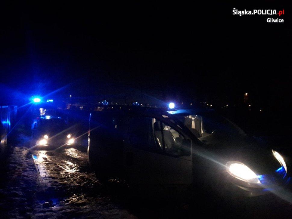 Niedoszli samobójcy w Gliwicach uratowani