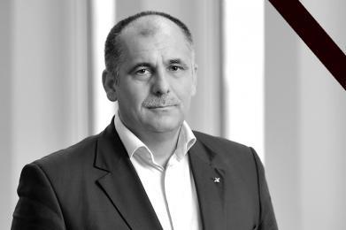 Nie żyje Piotr Wieczorek - zmarł wieloletni wiceprezydent Gliwic