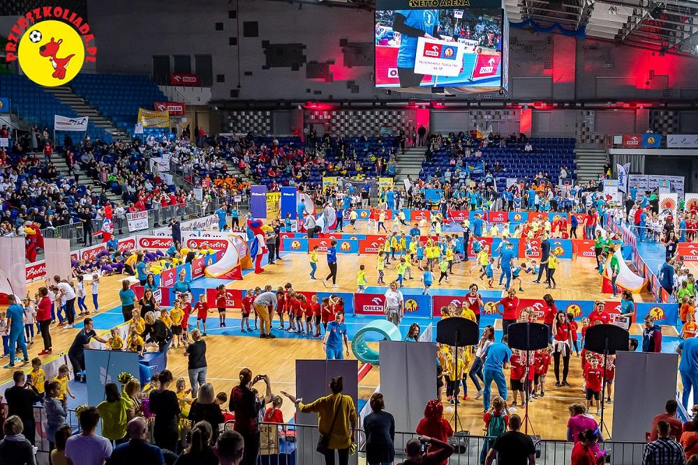 Orlen Przedszkoliada Tour 2019 w Gliwicach