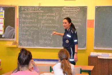 Przeciwdziałanie przemocy - 28 szkół wzięło udział w spotkaniach profilaktycznych