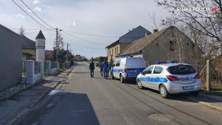 Ludzki płód znaleziony w potoku w Ostropie