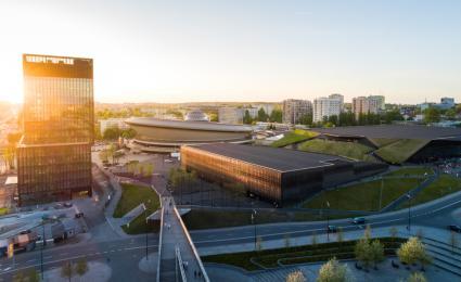 Śląskie: 9 miast w prestiżowym rankingu Financial Times