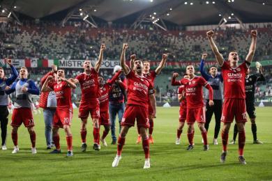 Historyczne zwycięstwo Piasta