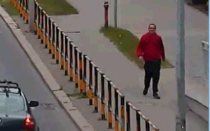 Kradzież rozbójnicza w Gliwicach. Rozpoznajesz mężczyznę?