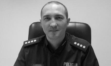 Nie żyje komendant powiatowy policji w Mikołowie. Miał 45 lat