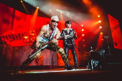 Zespół Scorpions zawita do Gliwic