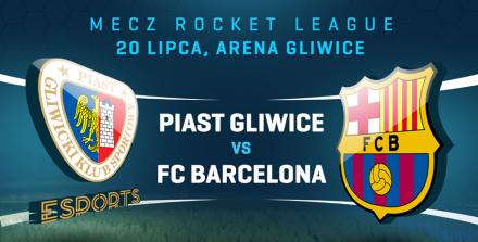 Piast Gliwice zagra z FC Barceloną już w sobotę!