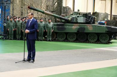 W Gliwicach zmodernizowane zostaną czołgi T-72