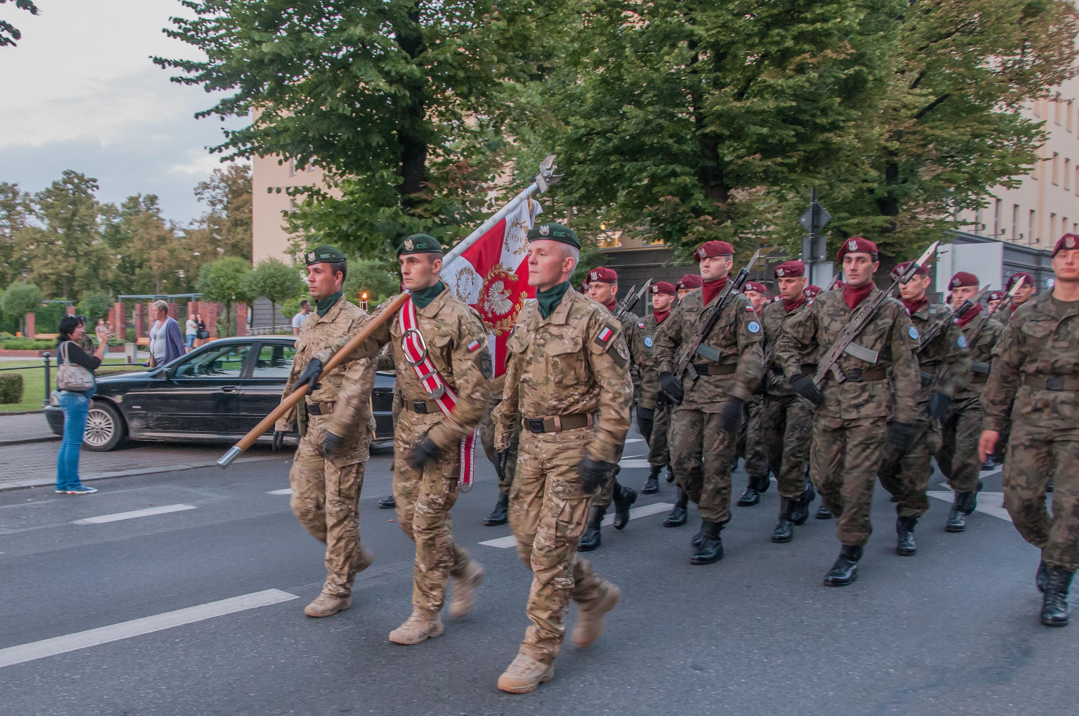 15 sierpnia obchodziliśmy Święto Wojska Polskiego