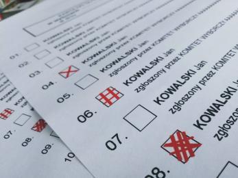 Wybory parlamentarne w Gliwicach - lista komisji wyborczych, zasady głosowania