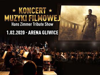 Koncert Muzyki Filmowej - Hans Zimmer Tribute Show w Gliwicach