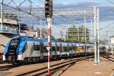 W przyszłym roku Metropolia sfinansuje pociągi na trasie Gliwice-Bytom