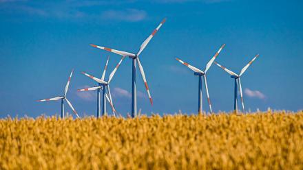 Moc energii z wiatru