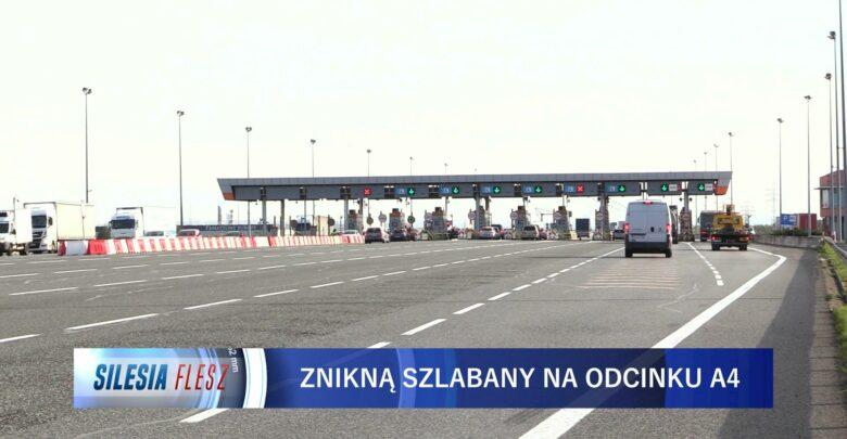 Z autostrady A4 w Gliwicach znikną wreszcie bramki! Znikną też korki?