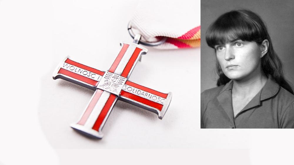 Bożena Kubit odznaczona przez Prezydenta Rzeczpospolitej Polskiej