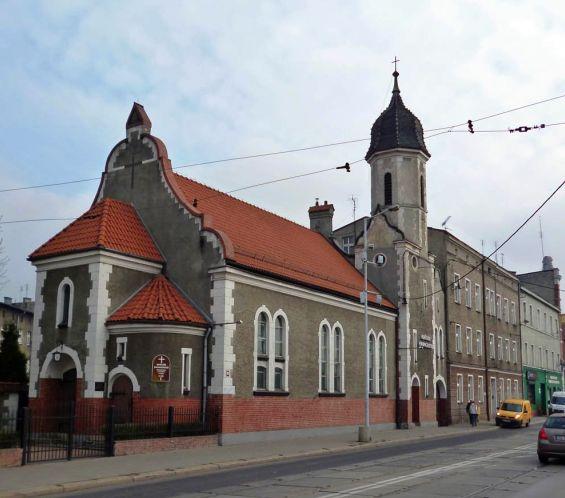ewangelicko-augsburska - Kościół Zbawiciela