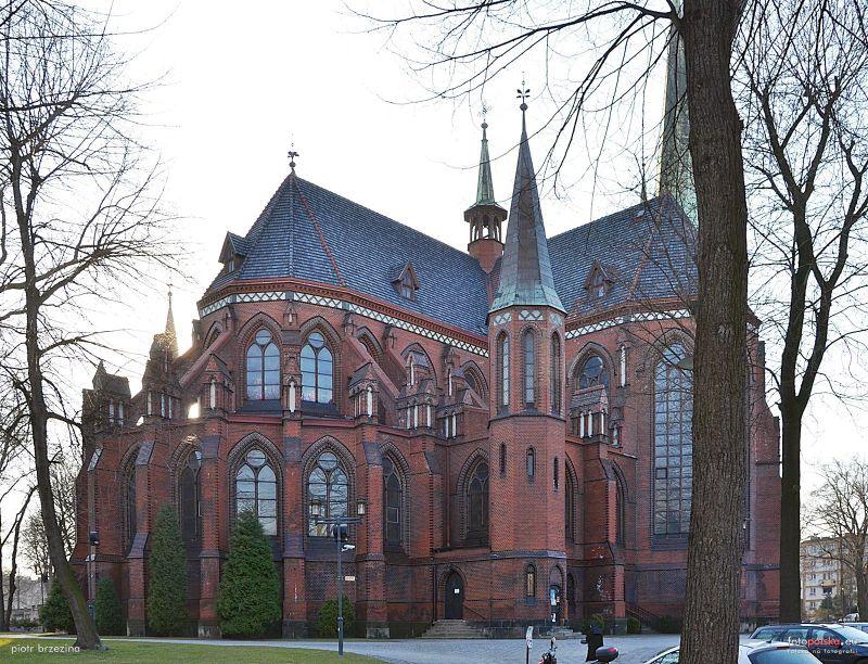 Śródmieście - Katedra pw. św. Apostołów Piotra i Pawła