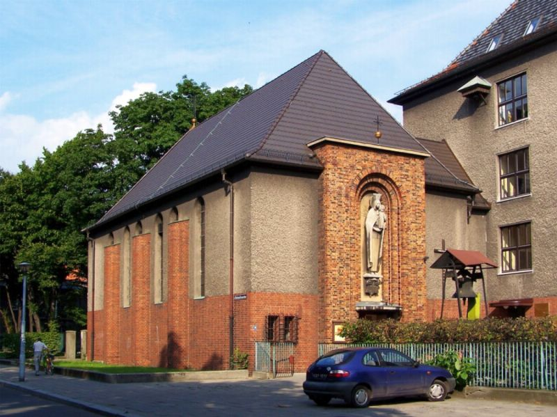 Politechnika - Kościół pw. Michała Archanioła