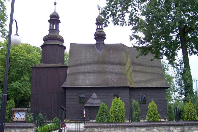 Wojska Polskiego - Kościół pw. Wniebowzięcia Najświętszej Maryi Panny