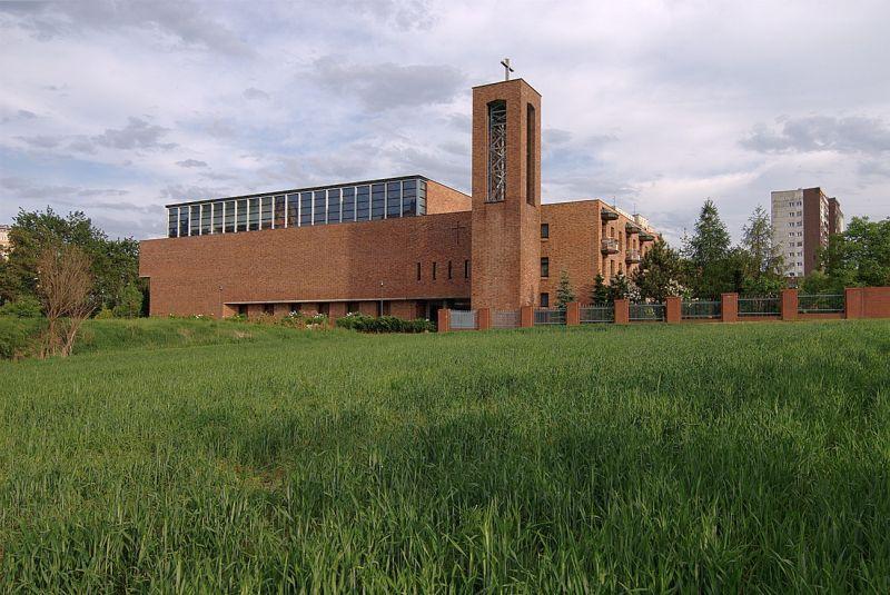 Sikornik - Kościół pw. Najświętszej Maryi Panny Matki Kościoła