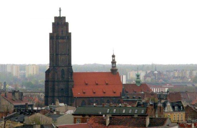 Parafia Śródmieście - Kościół pw. Wszystkich Świętych