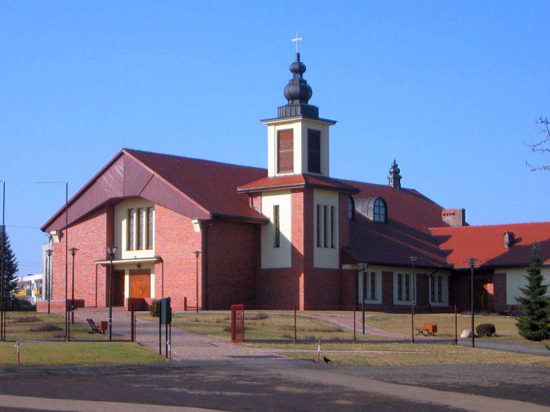 Parafia Stare Gliwice - Kościół pw. św. Gerarda