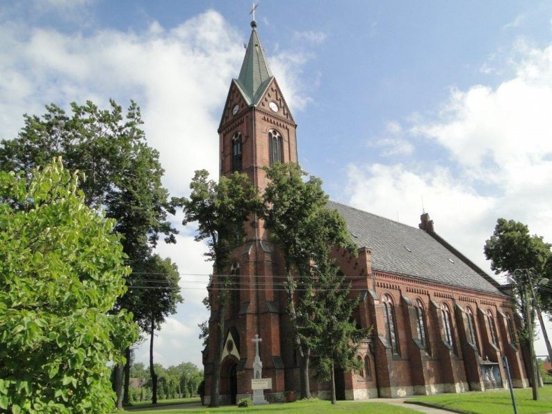 Parafia Łabędy - Kościół pw. św. Anny
