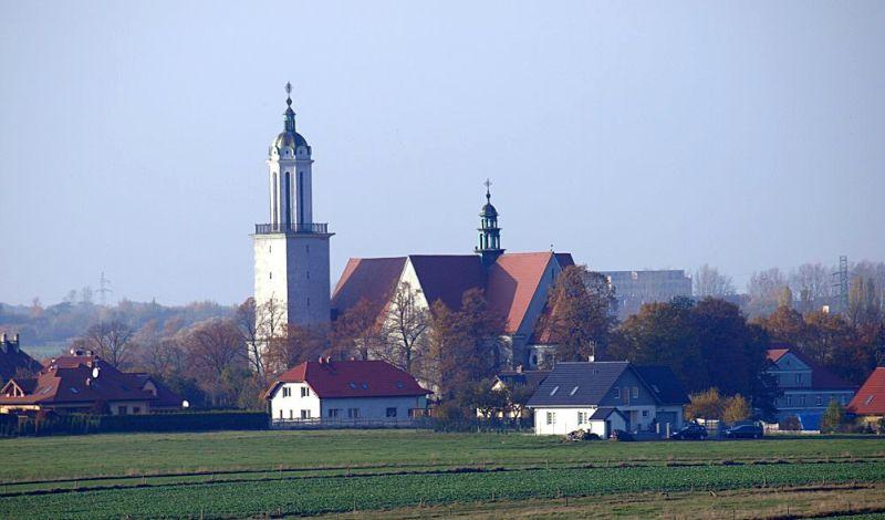 Wójtowa Wieś - Kościół pw. św. Antoniego