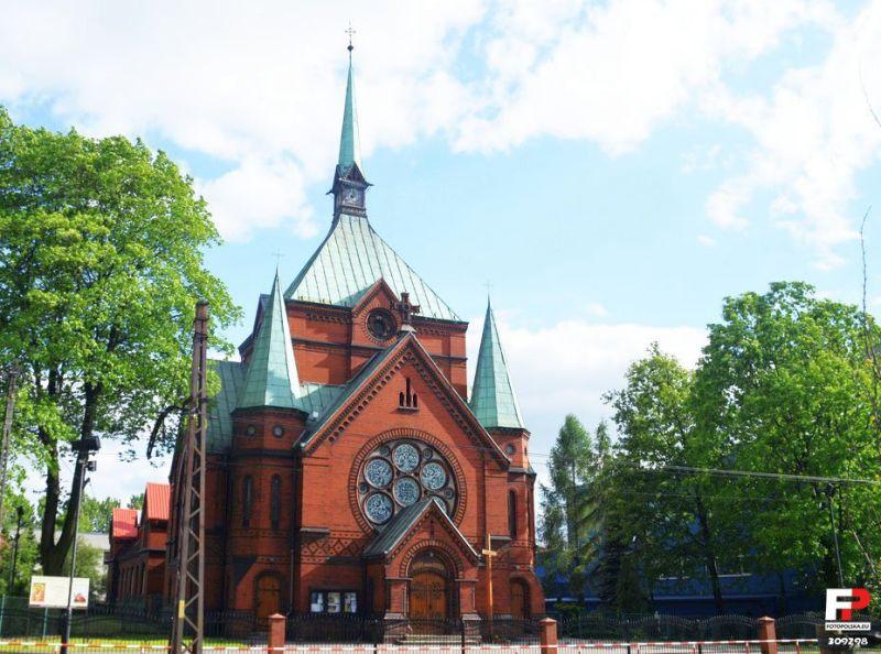 Parafia Zatorze - Kościół pw. Świętej Rodziny