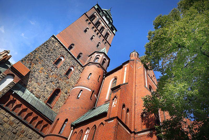 Szobiszowice - Kościół pw. św. Bartłomieja
