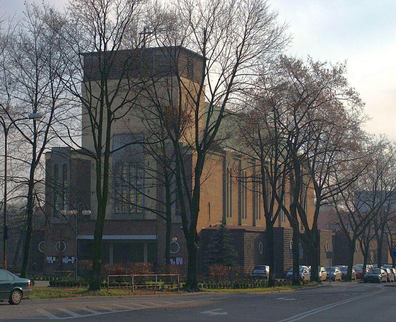 Zatorze - Kościół pw. Chrystusa Króla