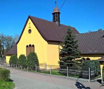 Parafia Ligota Zabrska - Kościół pw. św. Józefa