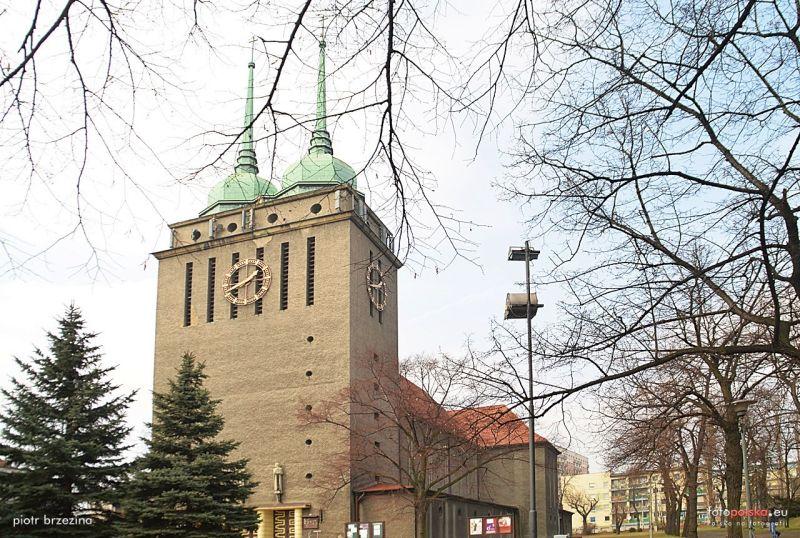 Parafia Sośnica - pw. Najświętszej Maryi Panny Wspomożenia Wiernych