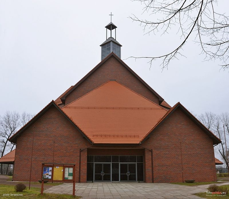 Sośnica - Kościół pw. św. Jacka